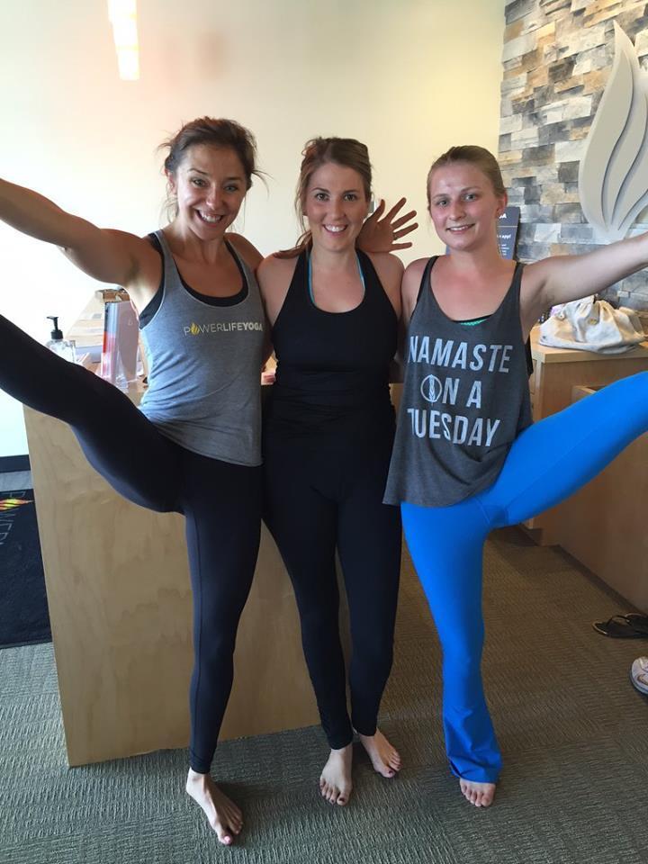 Power Life Yoga Barre Fitness image 0
