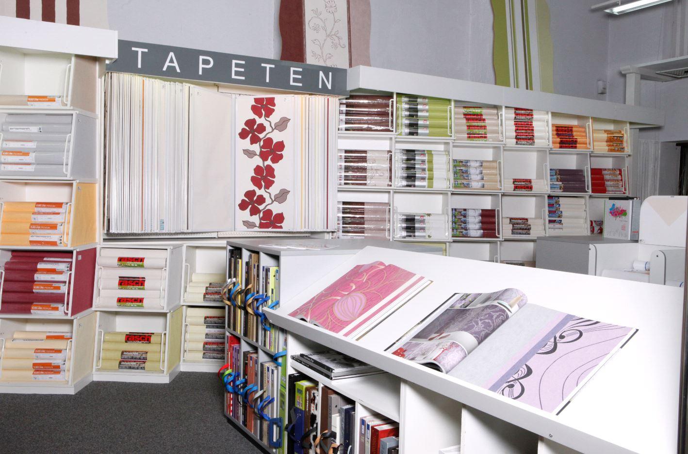 Farben und raumgestaltung wilhelm heimbach e k in lohr a for Raumgestaltung einzelhandel