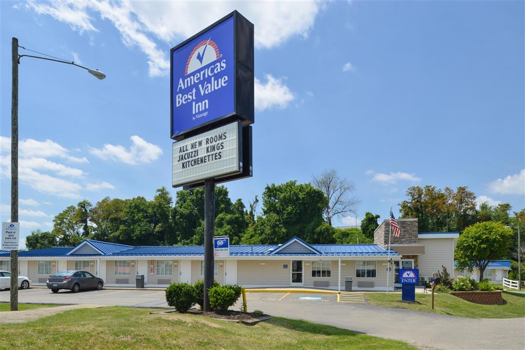 Americas Best Value Inn - St. Clairsville/Wheeling image 1