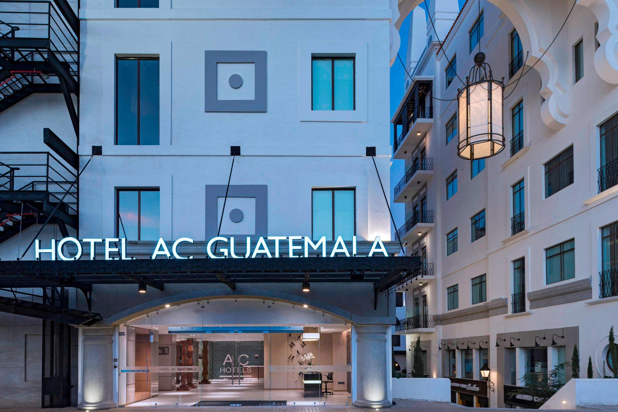 AC Hotel by Marriott Guatemala City