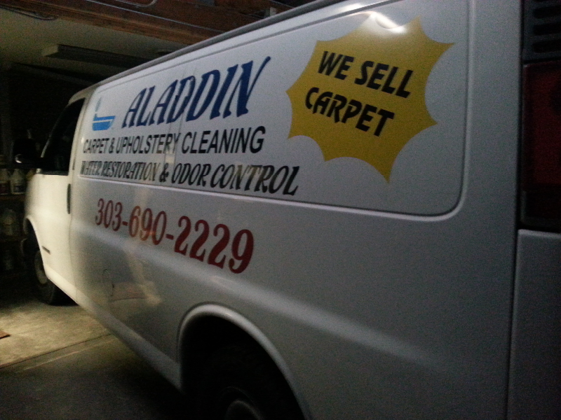 Aladdin Carpet Cleaning & Sales LLC image 0