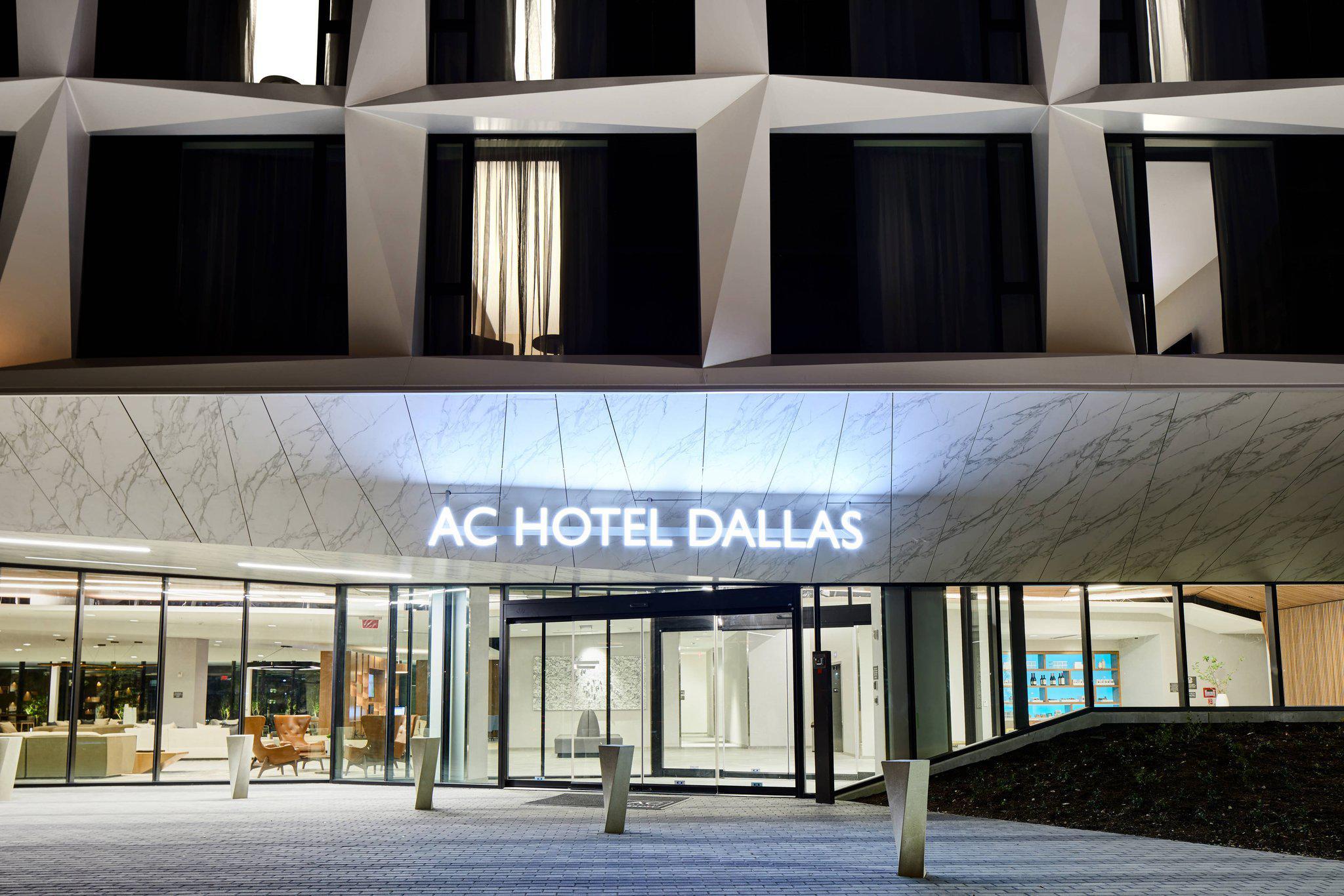 AC Hotel by Marriott Dallas by the Galleria
