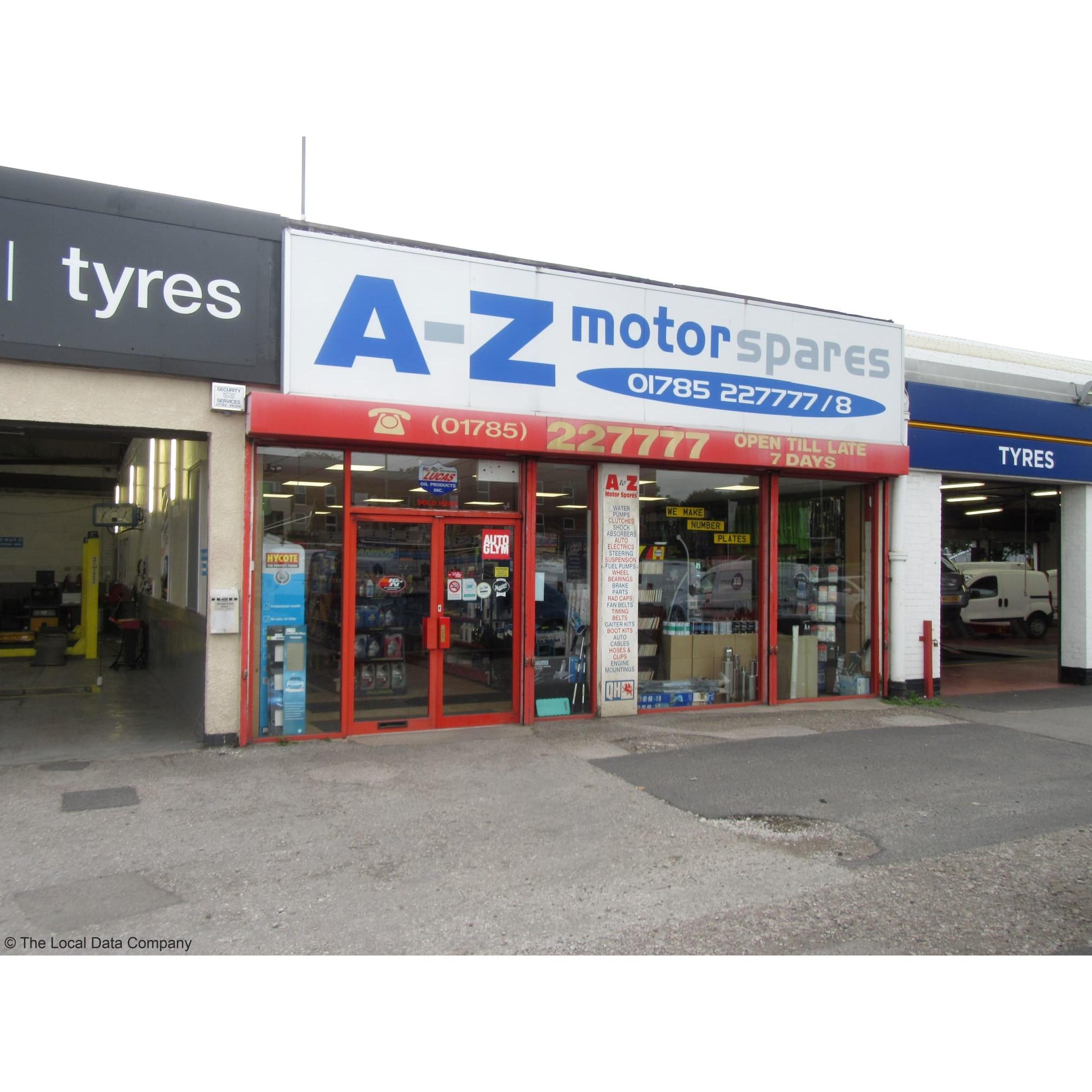 A To Z Motor Spares (Stafford)