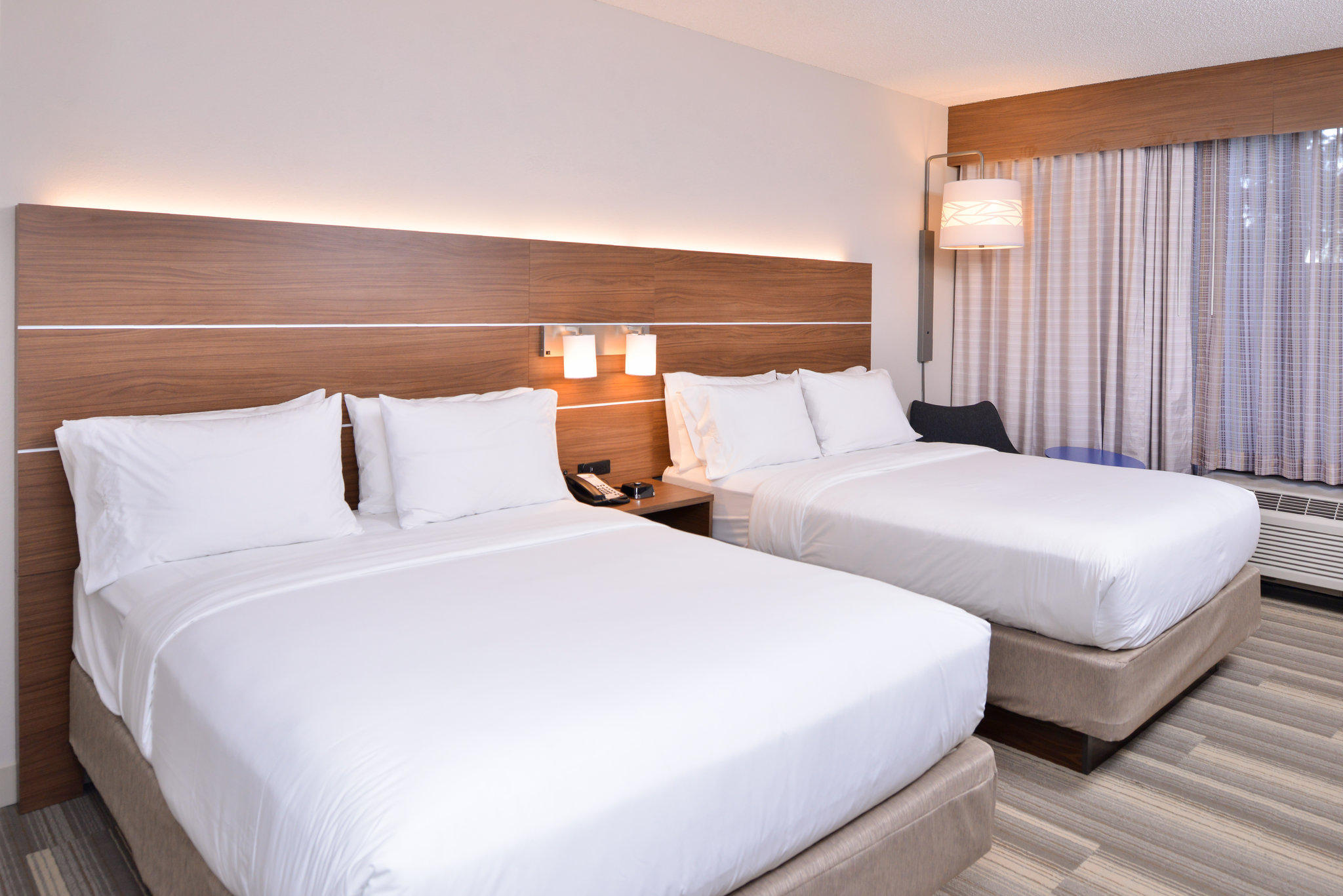 Holiday Inn Express & Suites Indianapolis Dtn-Conv Ctr Area