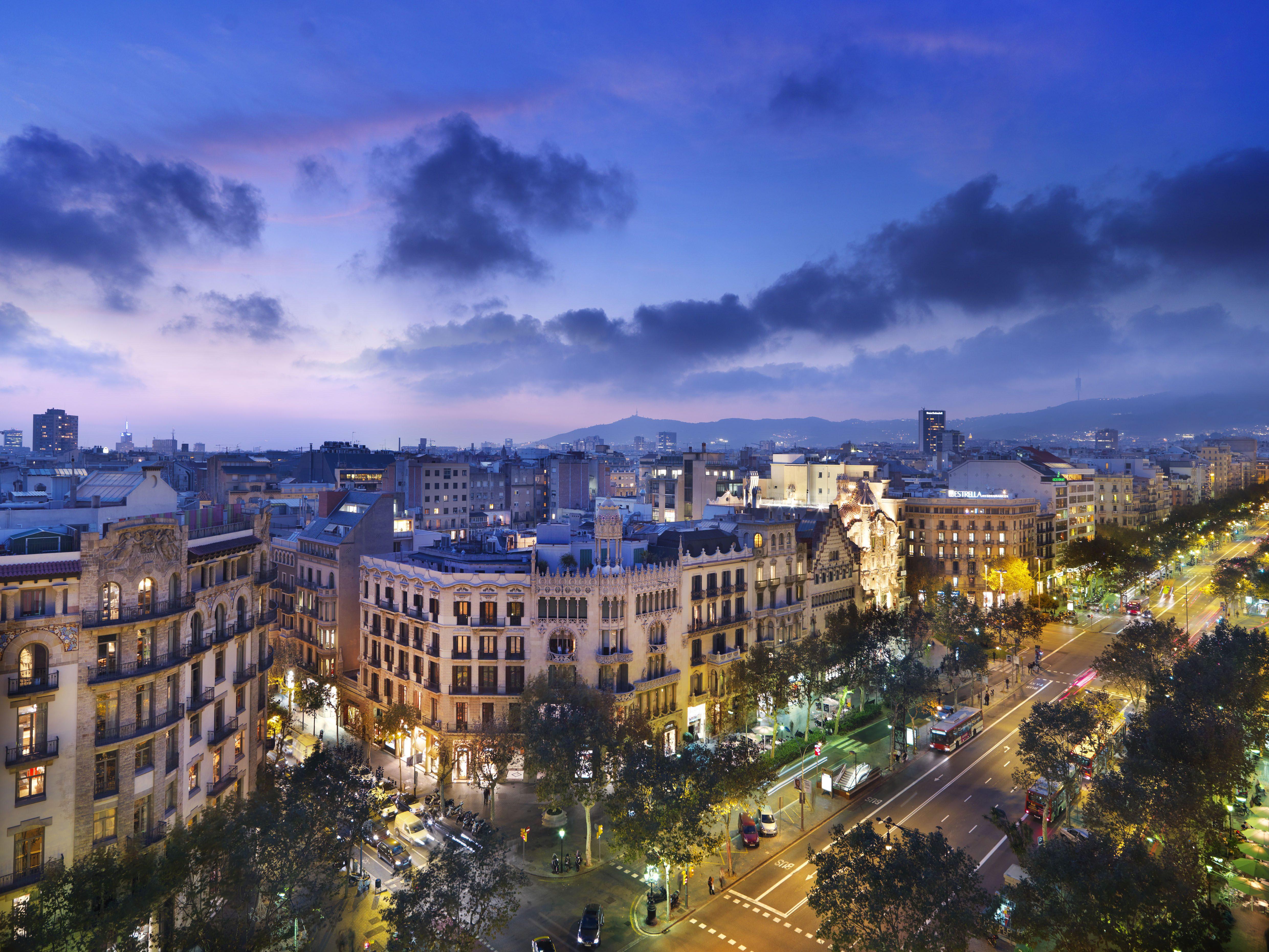Mandarin Oriental, Barcelona