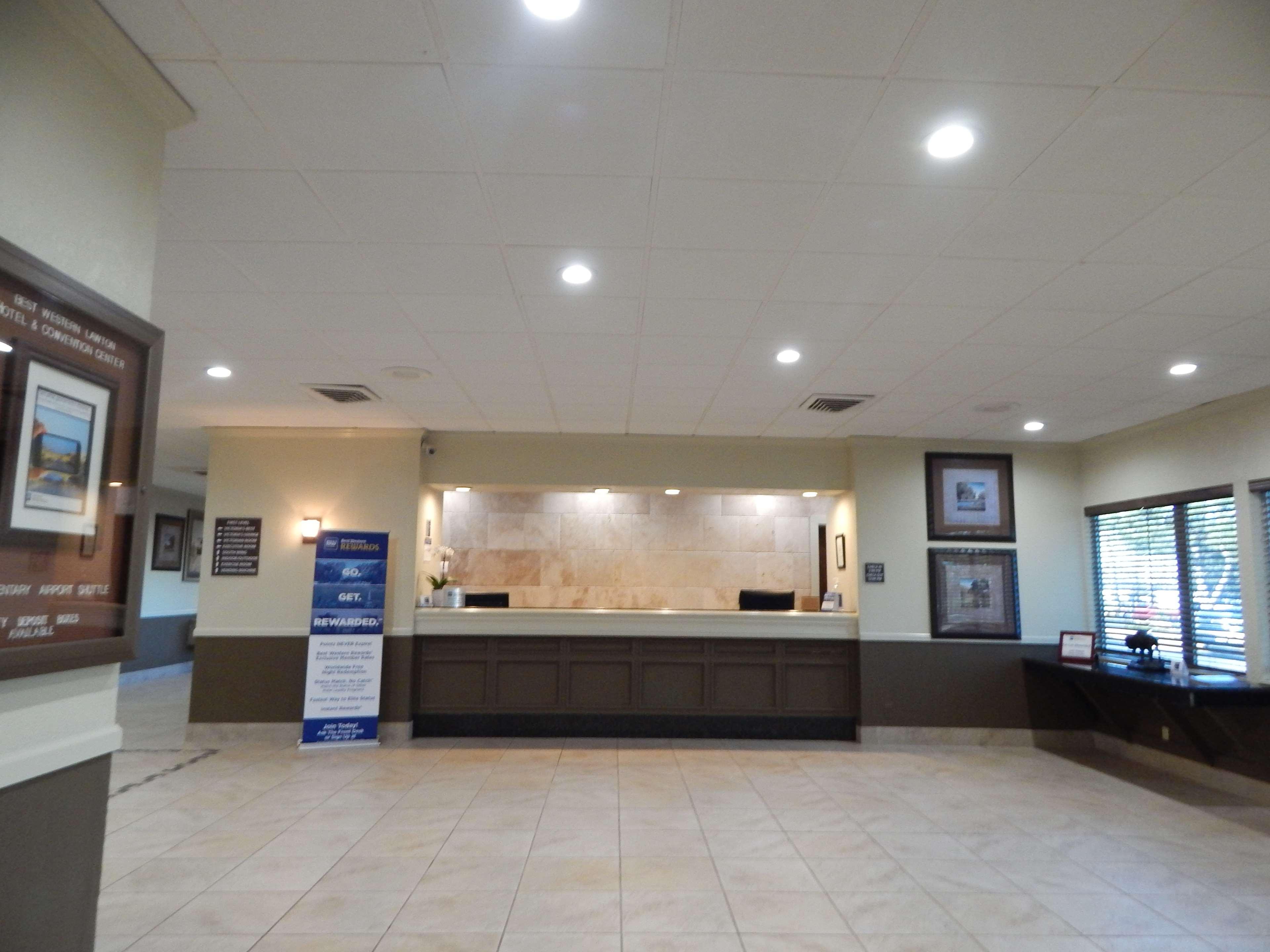 Best Western Plus Lawton Hotel & Convention Center image 48