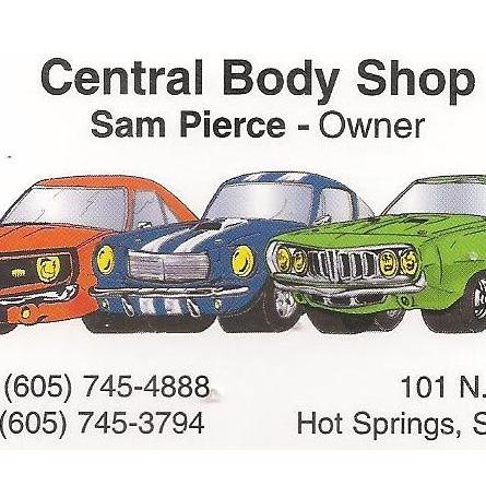 Central Body Shop & Glass