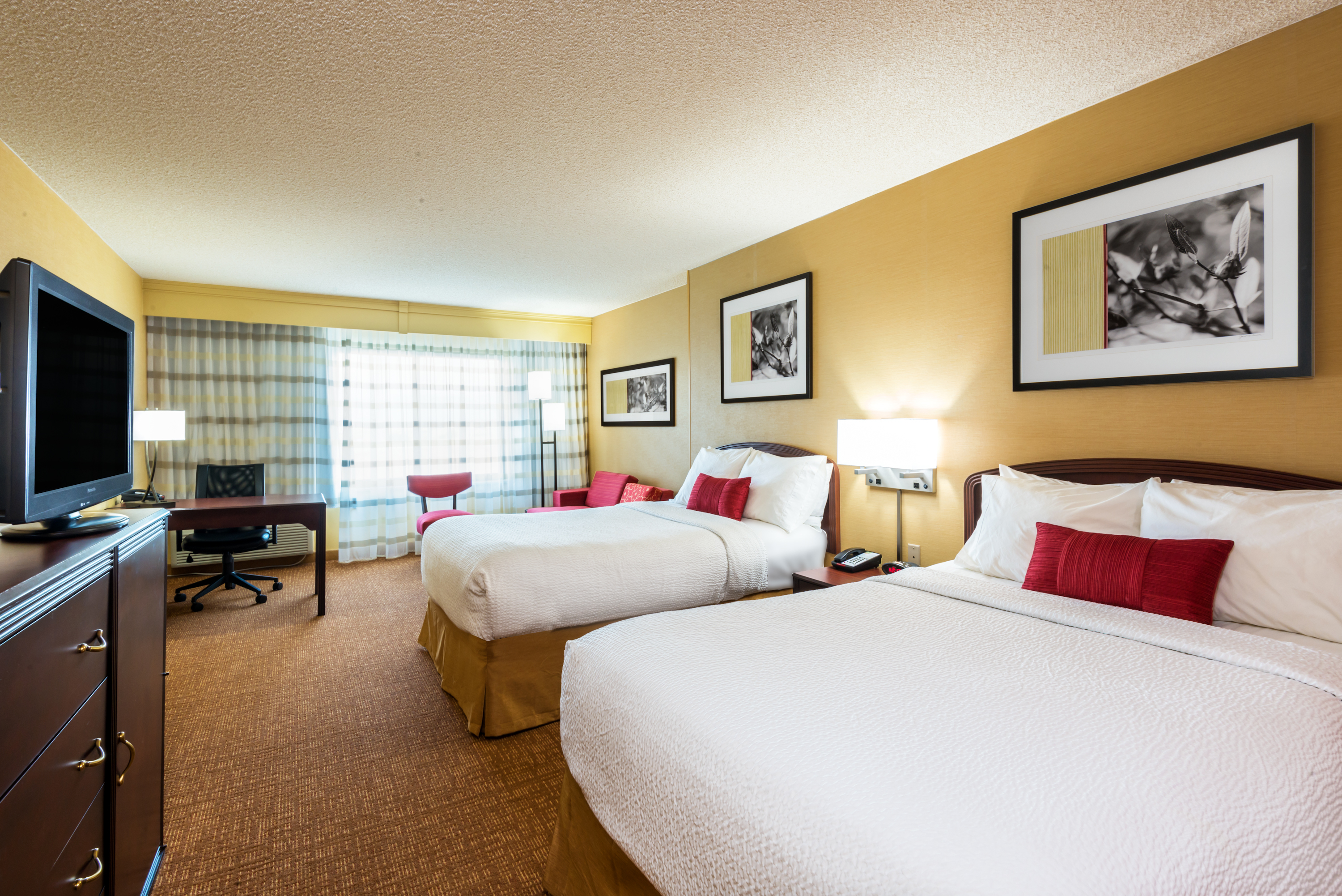 Courtyard by Marriott Salt Lake City Airport image 10