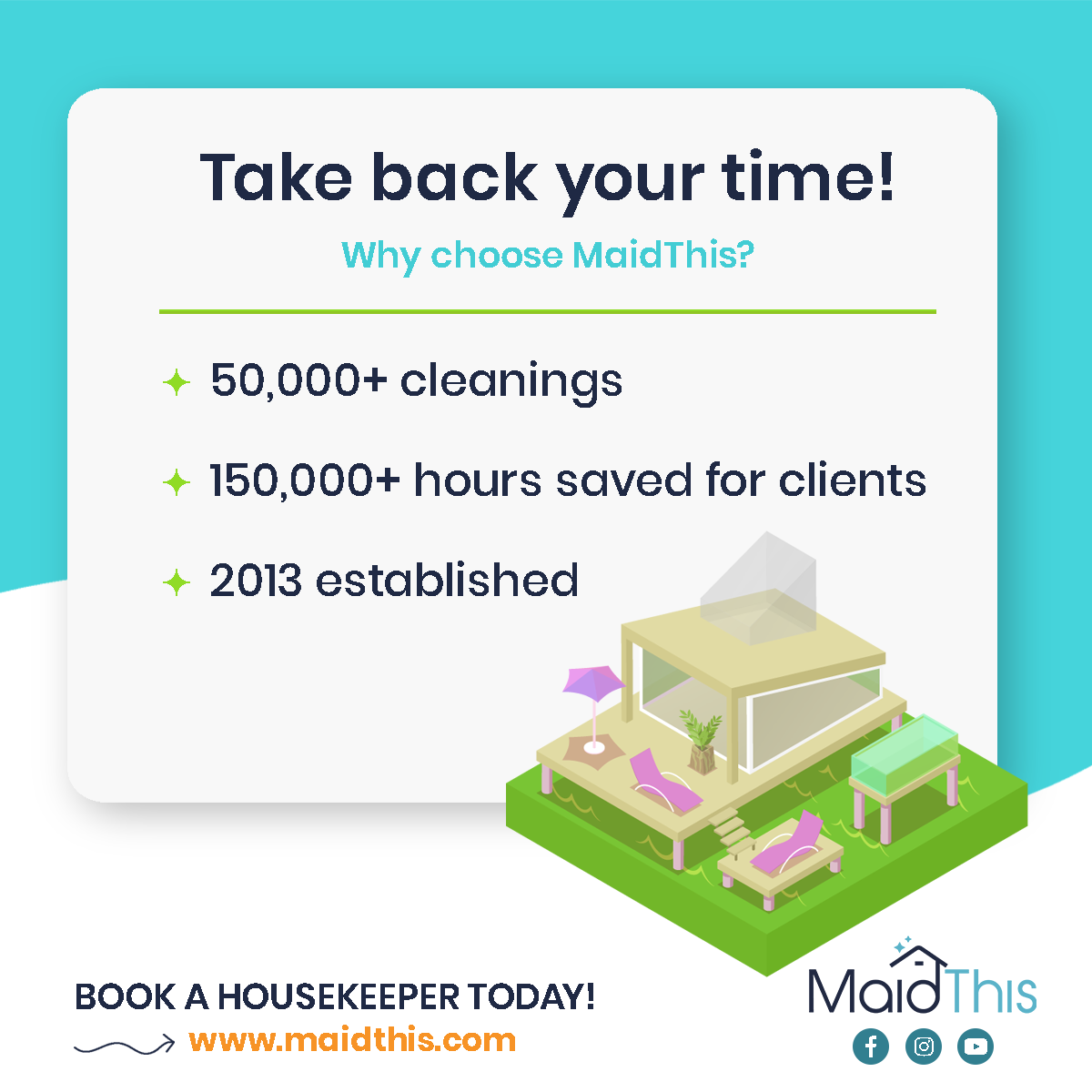 MaidThis Cleaning of Los Angeles