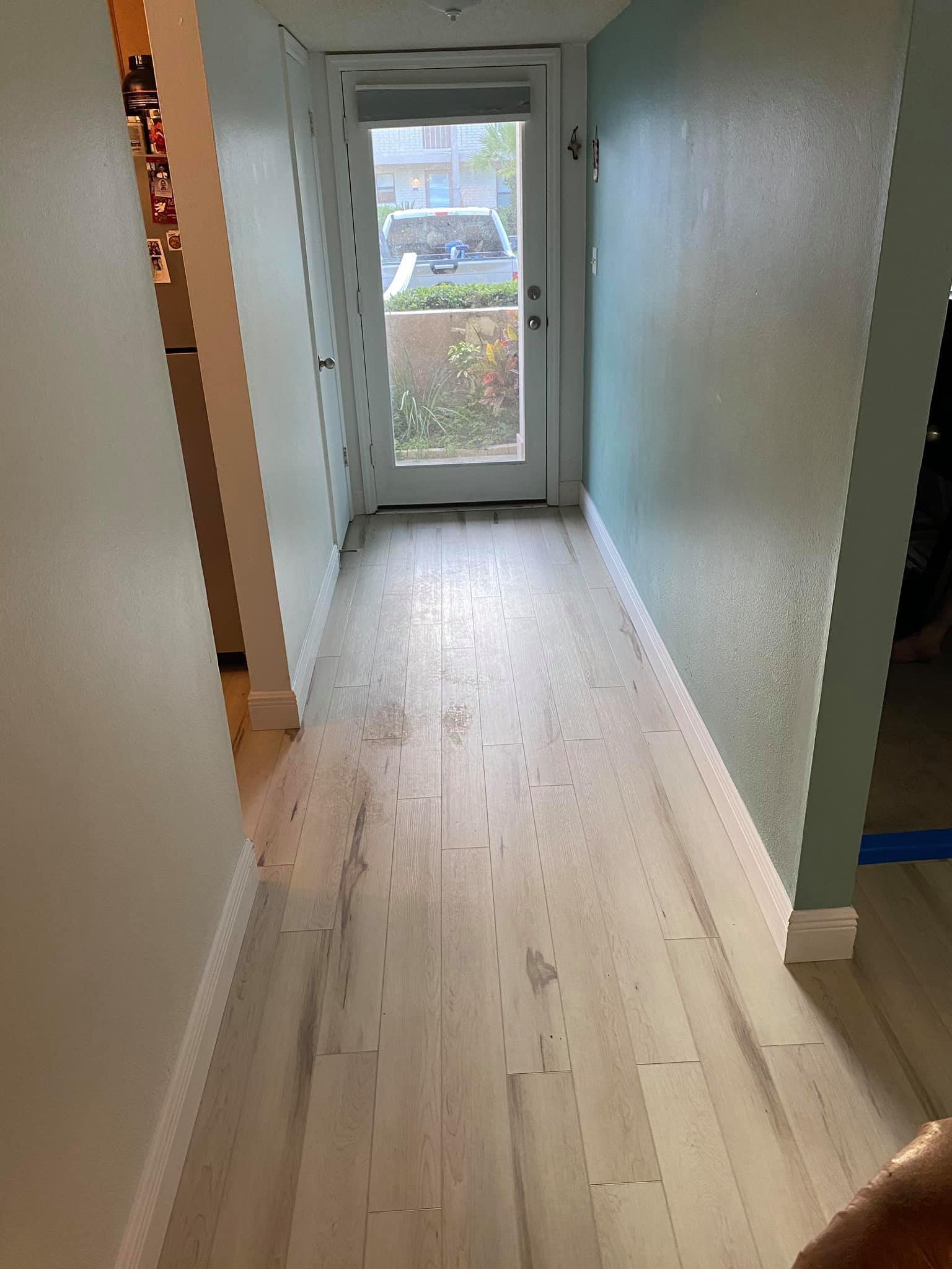 Hammer Time Flooring