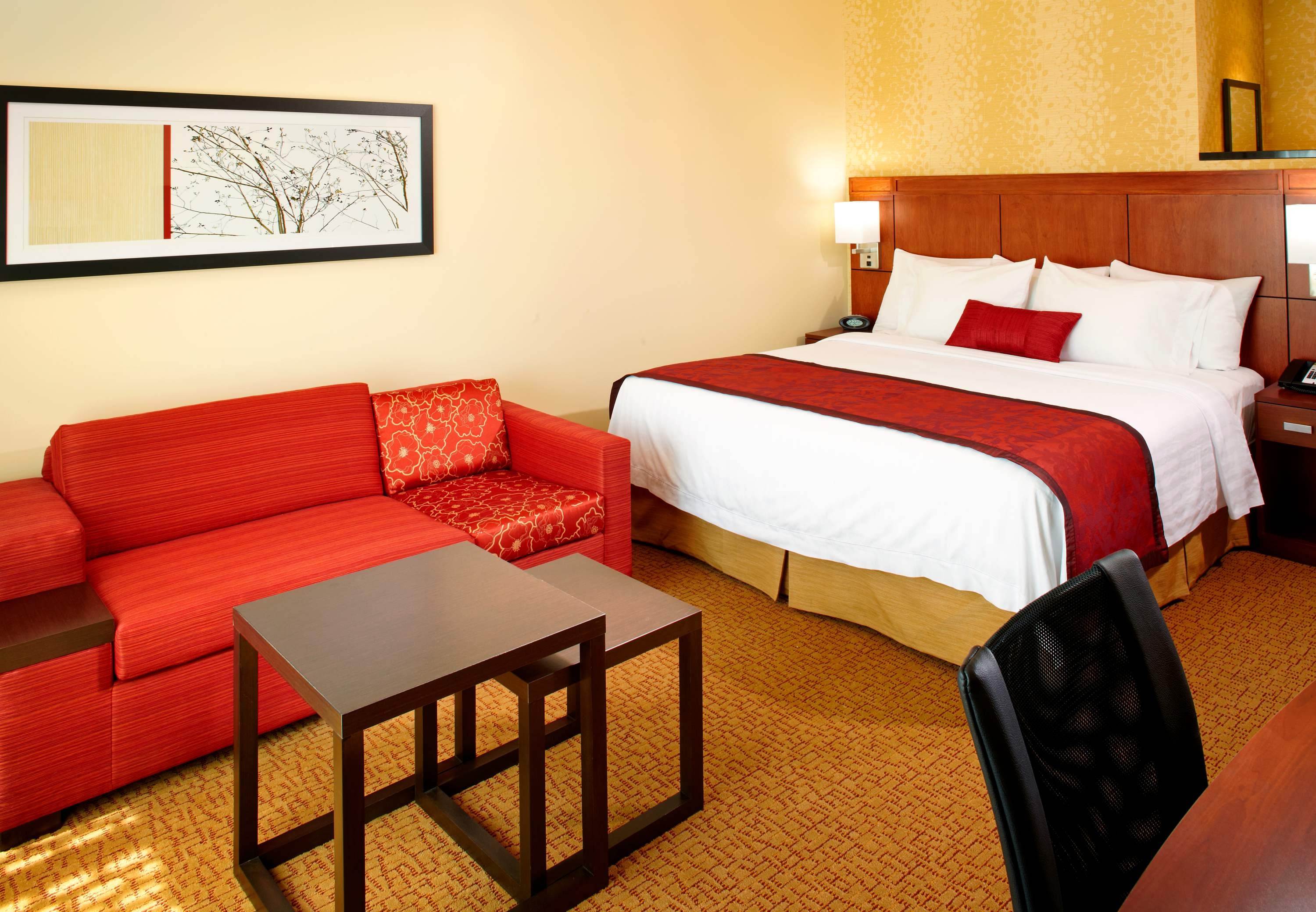 Courtyard by Marriott Pittsburgh Washington/Meadow Lands image 13