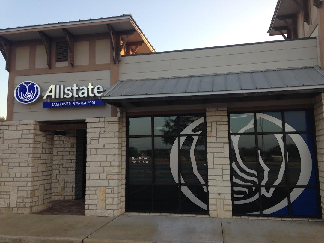 Allstate Insurance Agent: Sam Kuver image 1