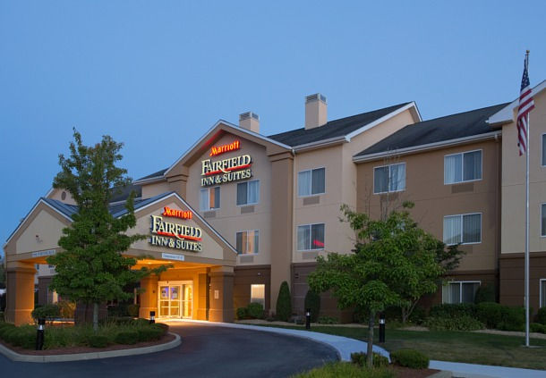 Marriott Hotels Milford Ma