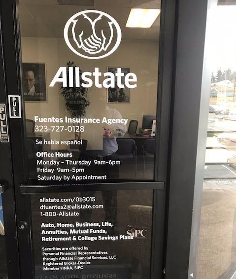 Allstate Insurance Agent: Daniel Fuentes image 4