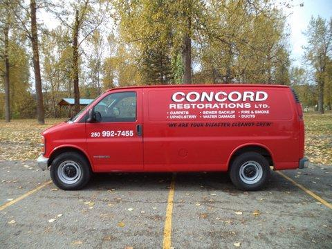 Concord Restorations Ltd in Quesnel
