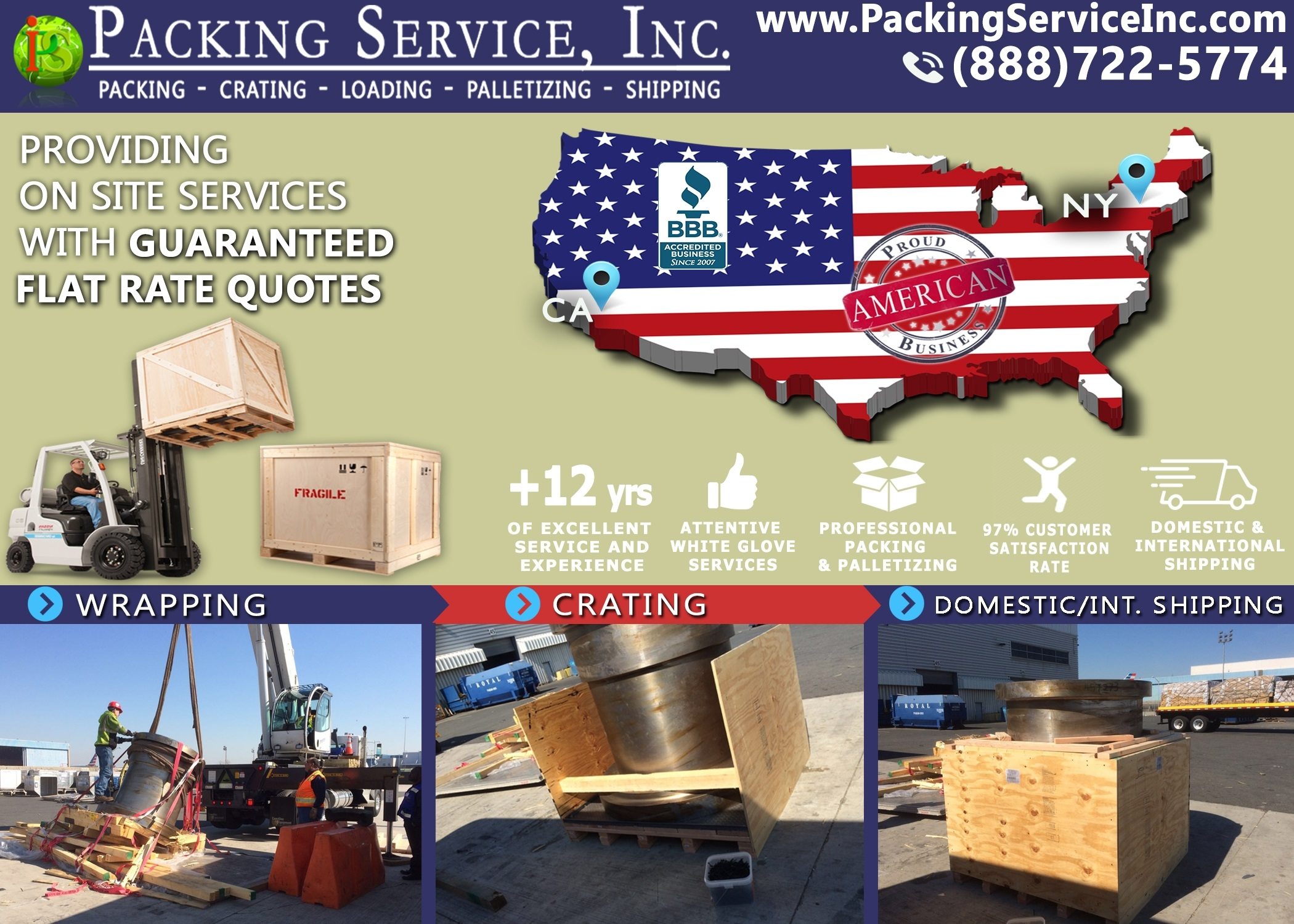 Packing Service, Inc. image 0