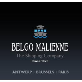 Logo Belgo Malienne