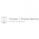 Thomas J. Kluener Attorney