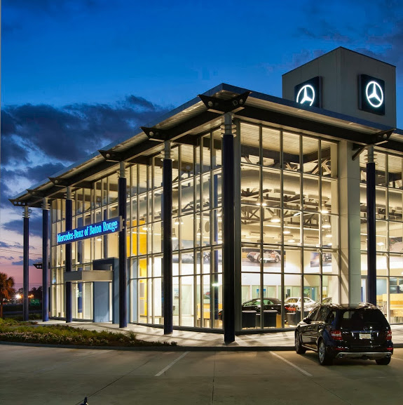 Mercedes benz of baton rouge in baton rouge la 70816 for Mercedes benz baton rouge service