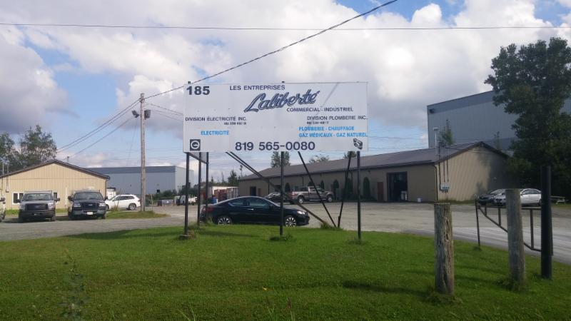 Entreprises Laliberté Division Electricité Inc à Sherbrooke