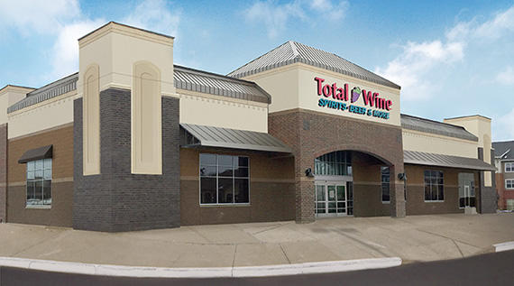 Total wine coupons in store