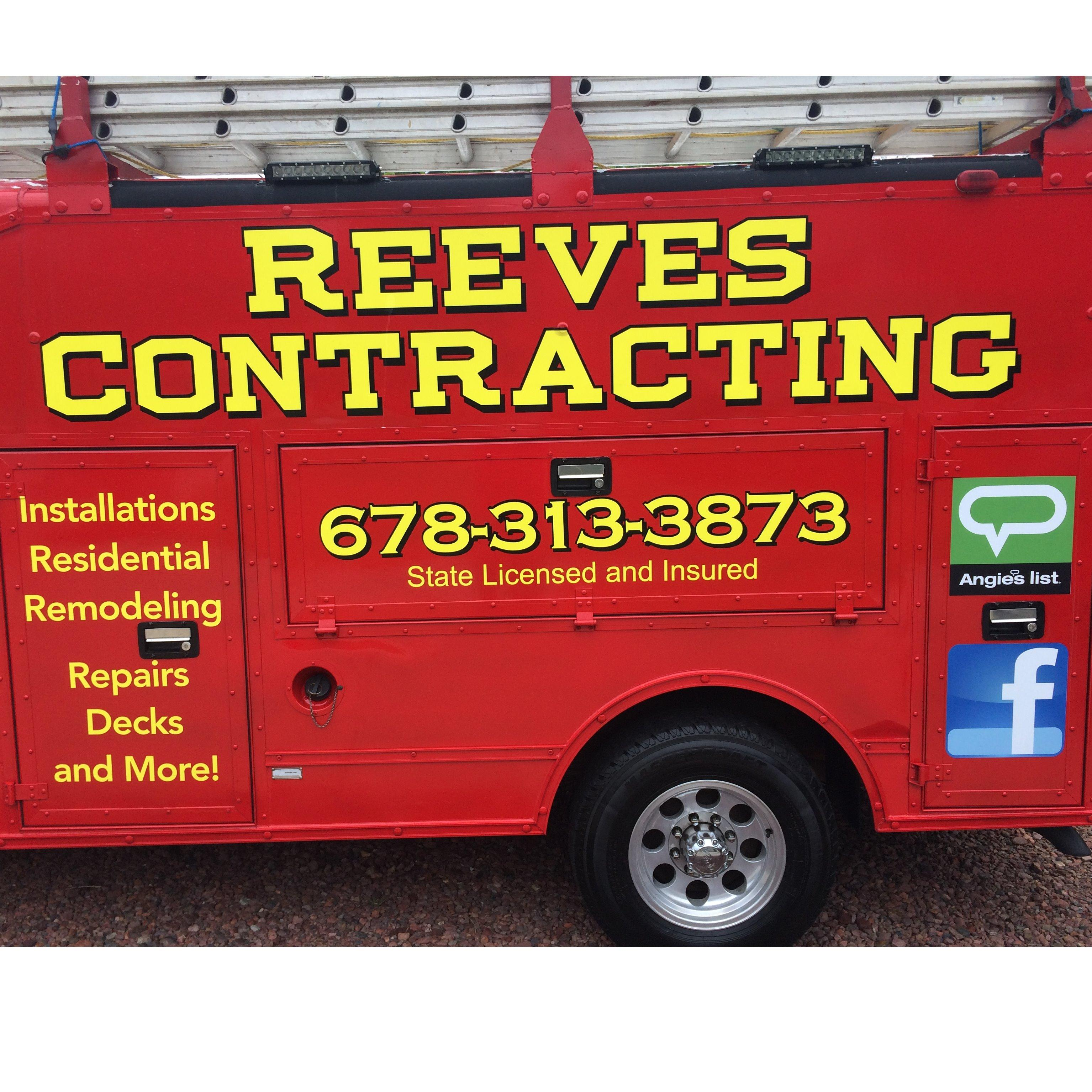 Reeves Contracting & Professional Pressure Washing