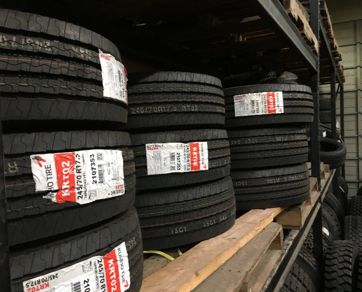 Miles Tire Services Ltd in Port Coquitlam: Miles Tire offers a wide range of products and services for passenger, light truck, commercial truck, construction and off-the-road (OTR) equipment.  Visit http://www.MilesTire.com for more information.