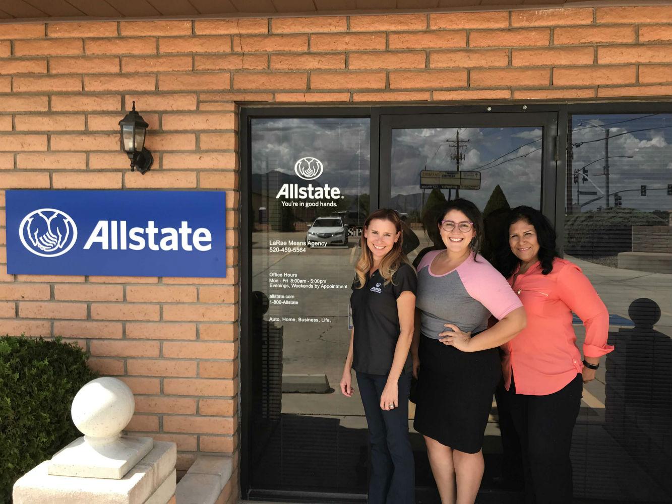 LaRae Means: Allstate Insurance image 3