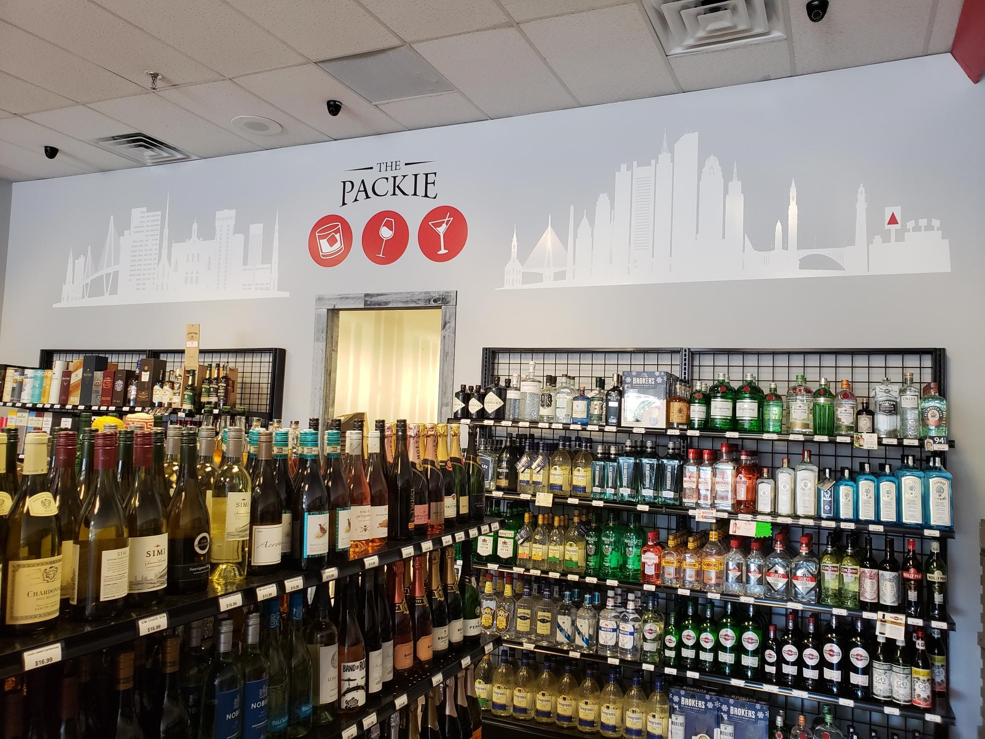 The Packie Wine and Spirits image 0