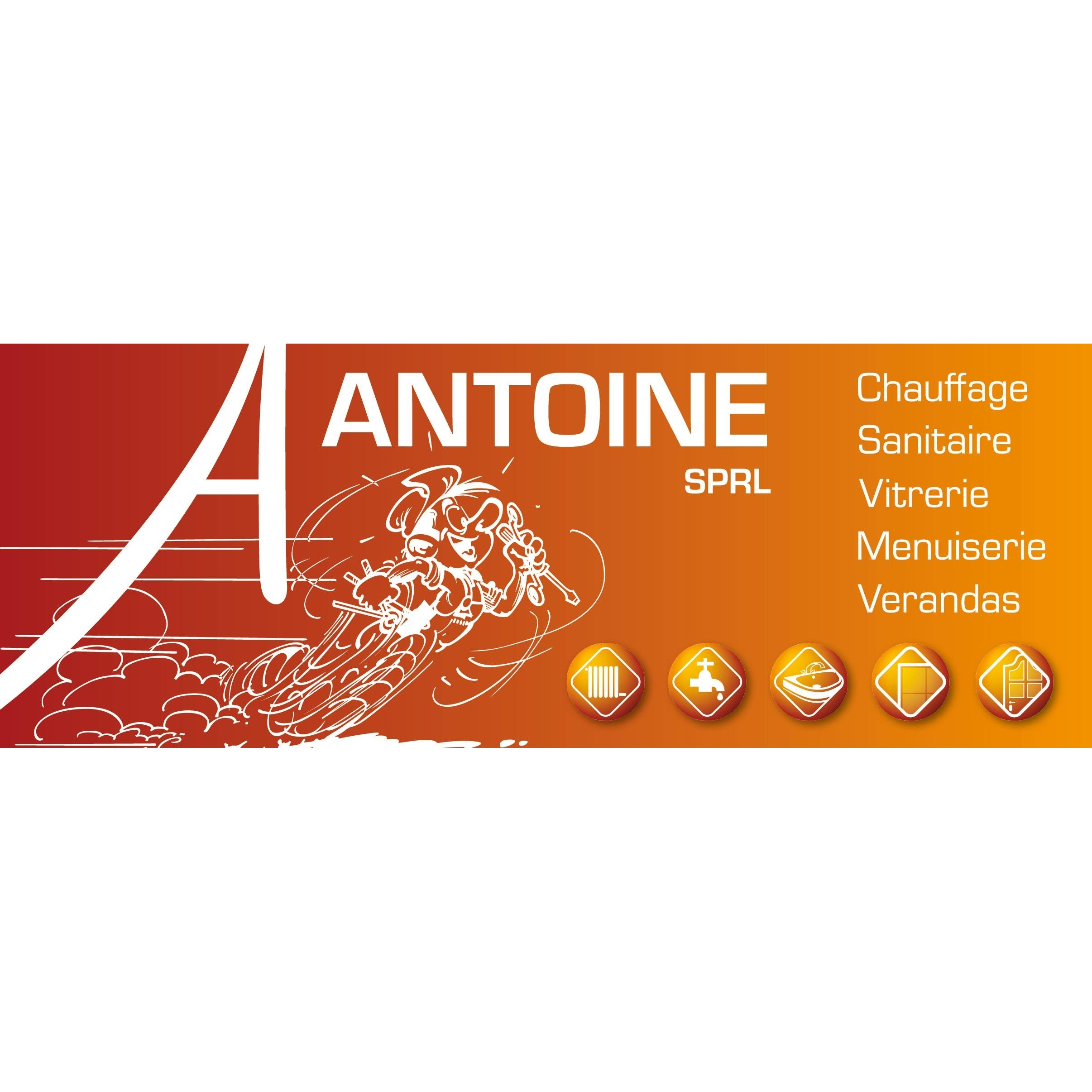 Logo A. Antoine Sprl