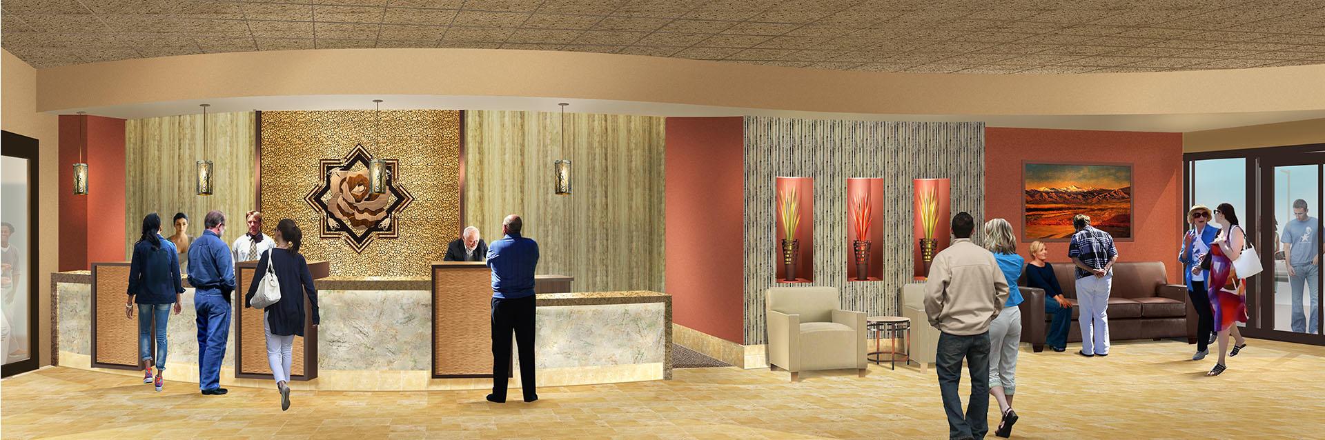 Shoshone Rose Casino and Hotel image 3