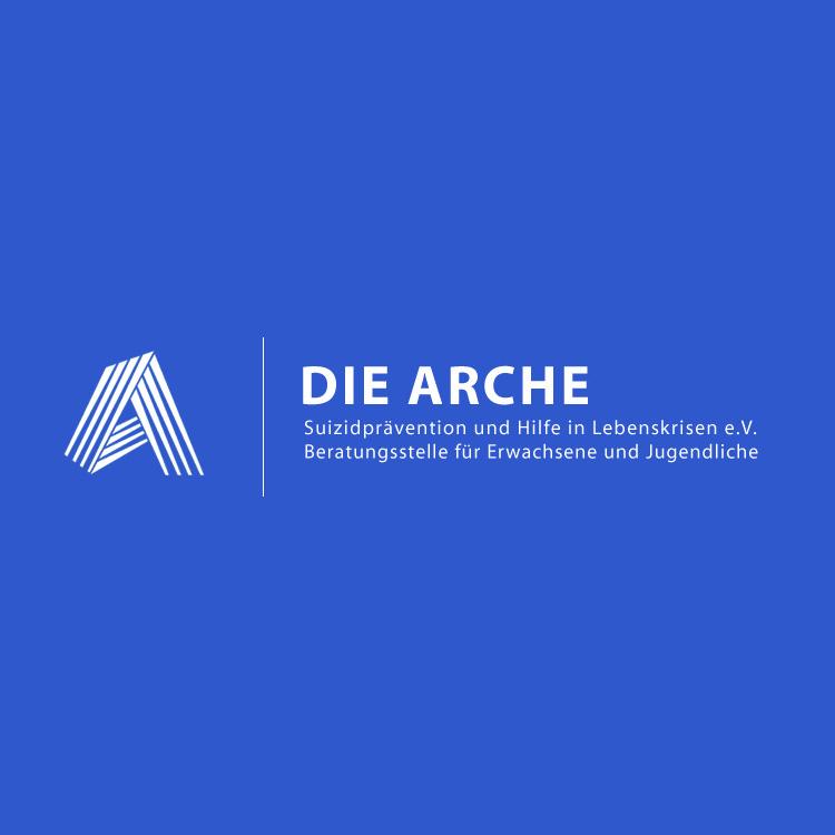 Logo von Die Arche - Suizidprävention und Hilfe in Lebenskrisen e.V.