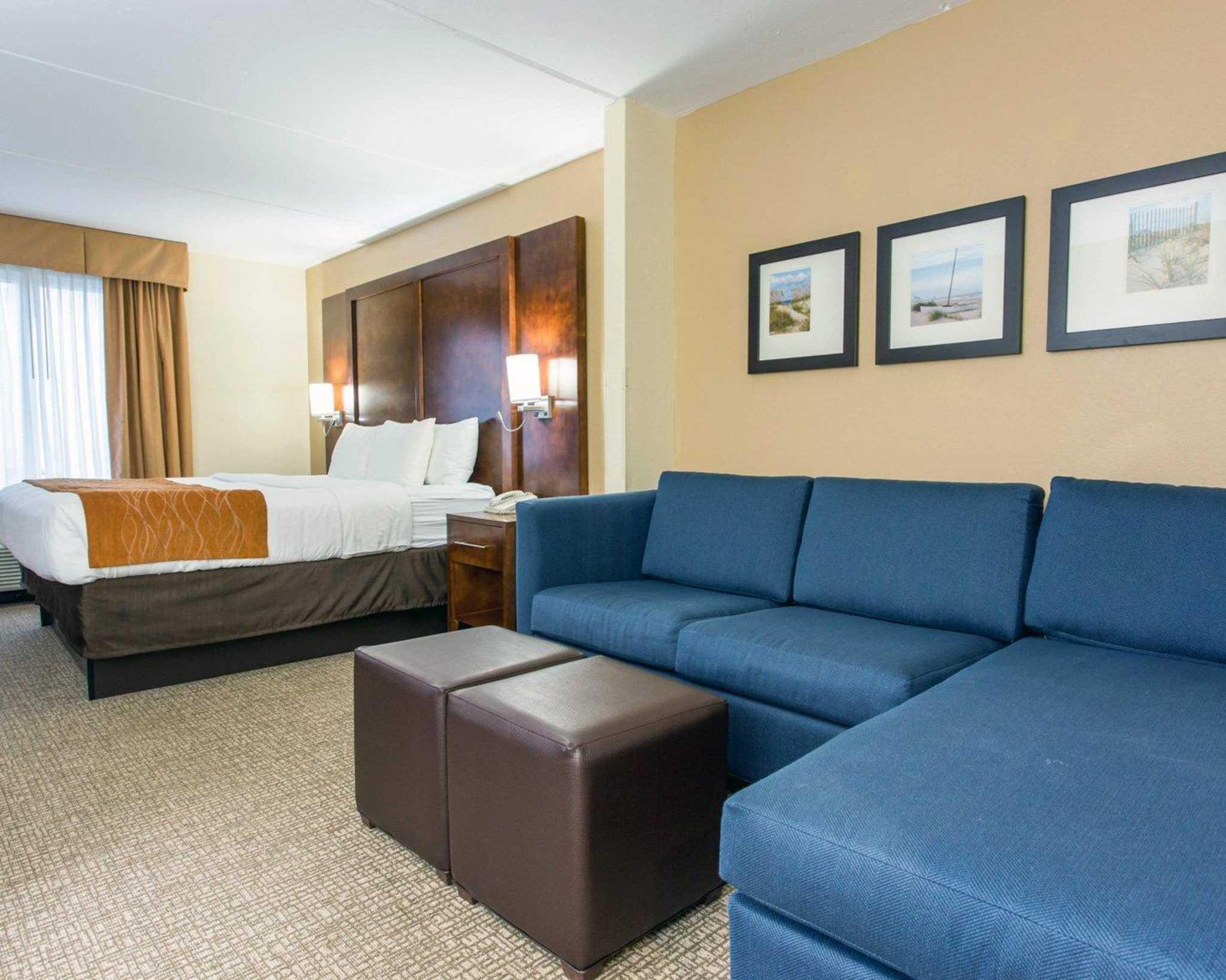 Comfort Suites Fernandina Beach at Amelia Island image 7