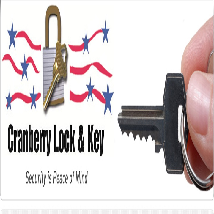 Cranberry Lock & Key image 0