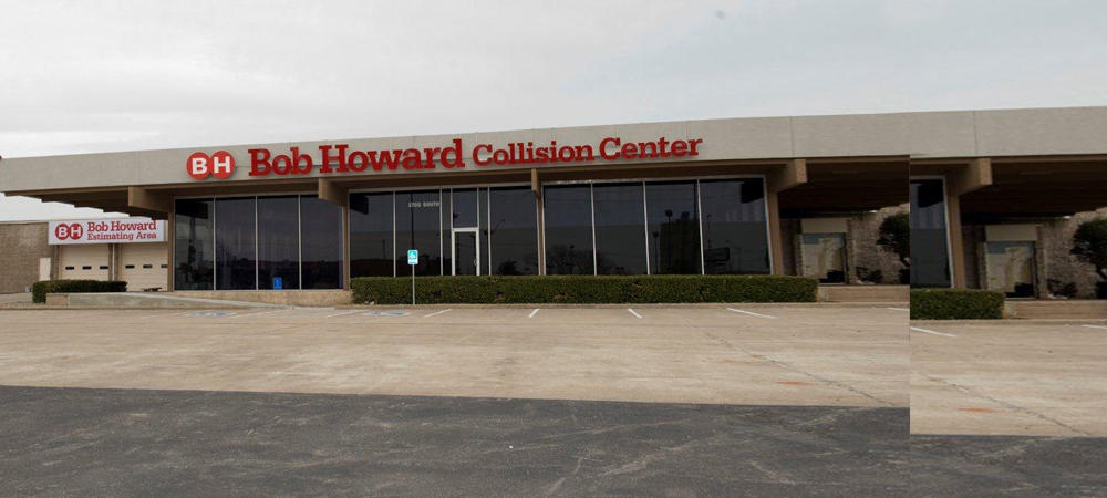 Bob howard collision center at 3700 south broadway edmond for Metric motors edmond ok
