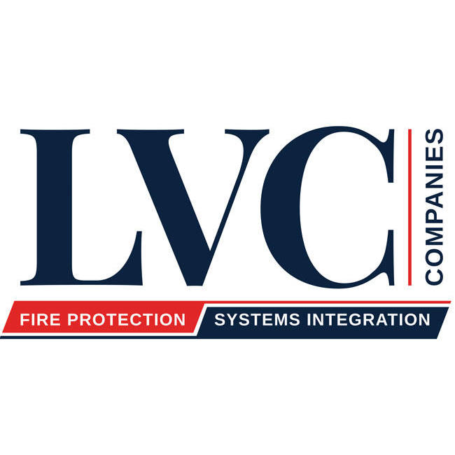 LVC Companies, Inc – Life Safety, Security, and Communications Logo