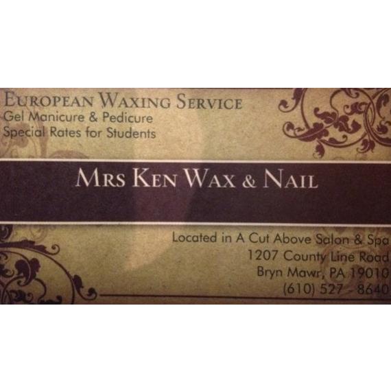 Mrs.Ken Wax and Nail