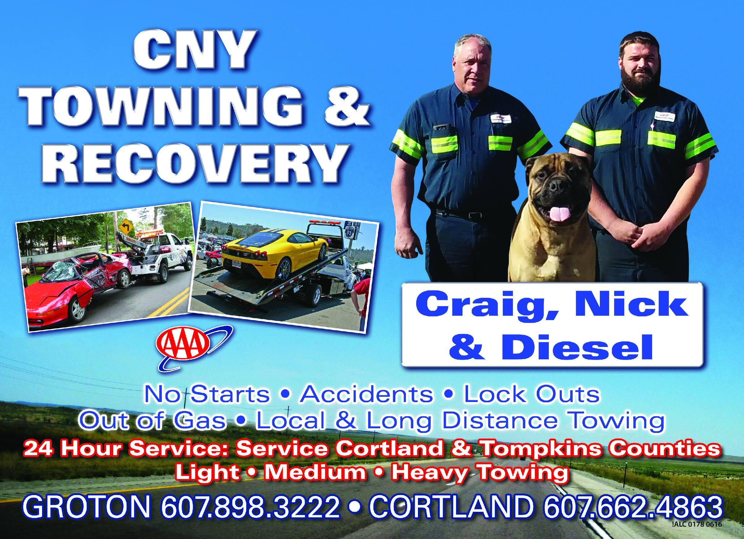 CNY Towing & Recovery image 7