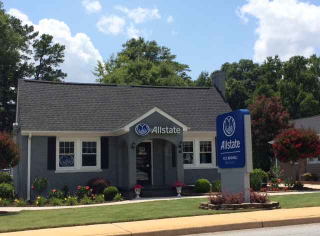Allstate Insurance Agent: Rick Bridwell