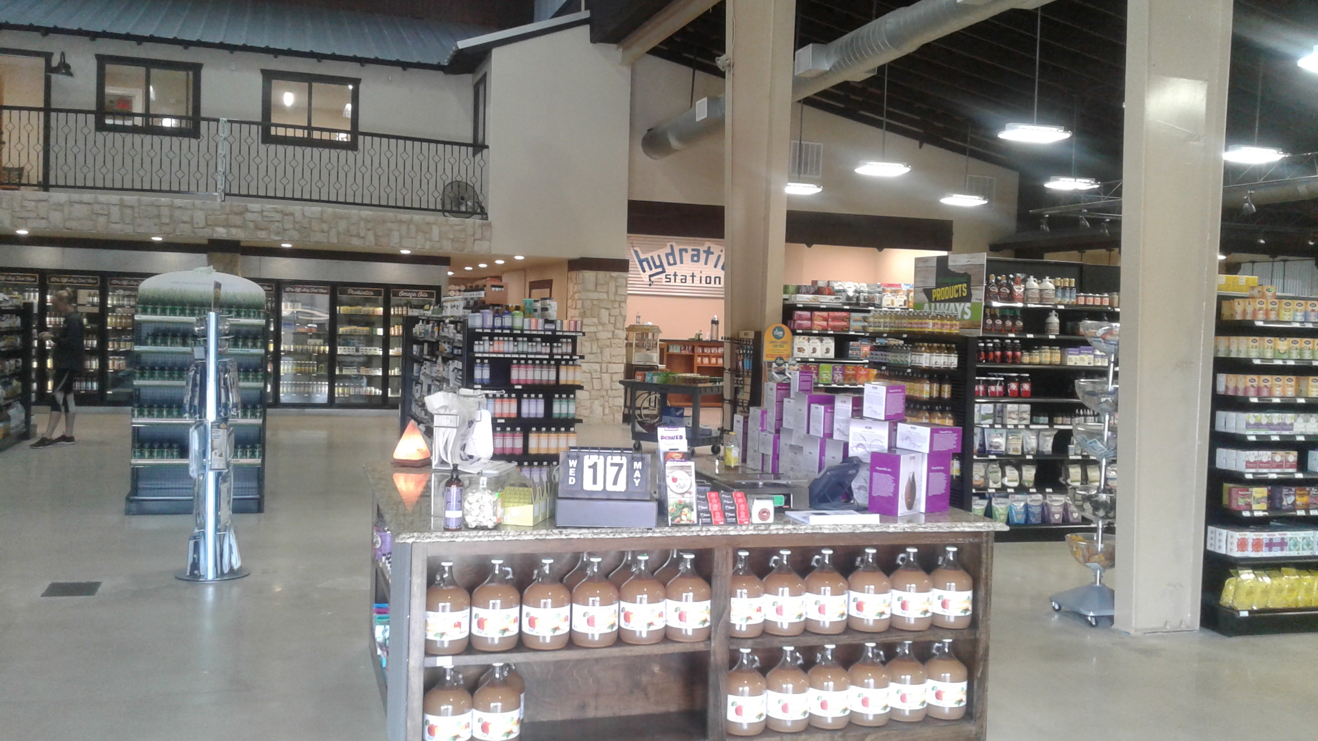 Ann S Health Food Center Market Waxahachie Tx