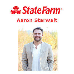 Aaron Starwalt - State Farm Insurance Agent