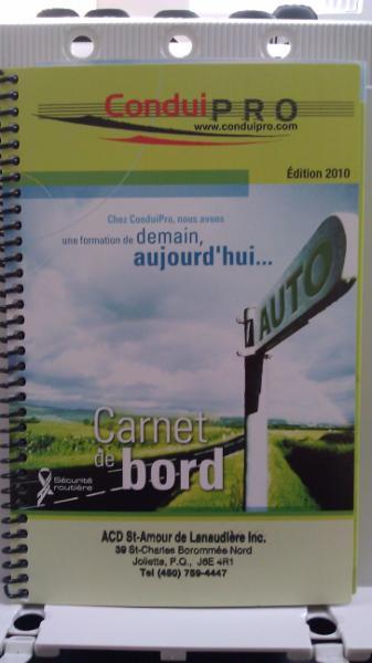 Ecole De Conduite A C D St-Amour Inc à Joliette