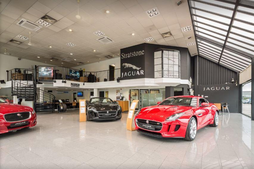 h a fox jaguar derby car dealers new used in derby. Black Bedroom Furniture Sets. Home Design Ideas