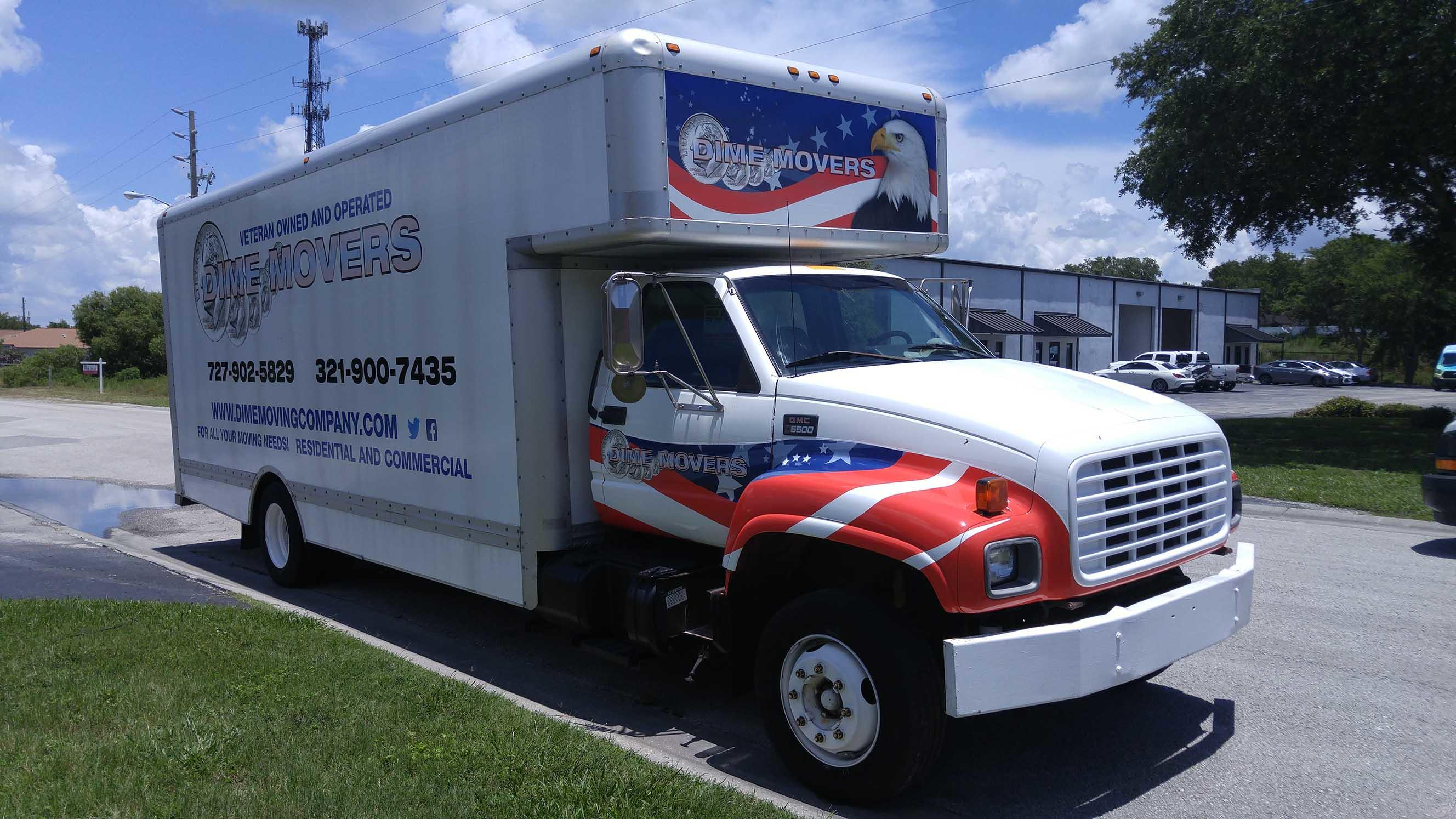 The Dime Moving Company LLC image 10