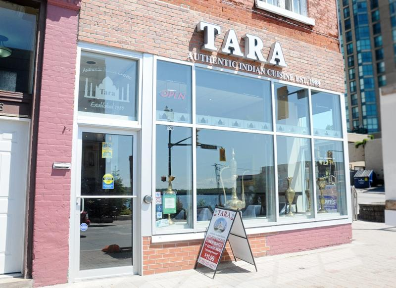 Tara Indian Cuisine in Barrie