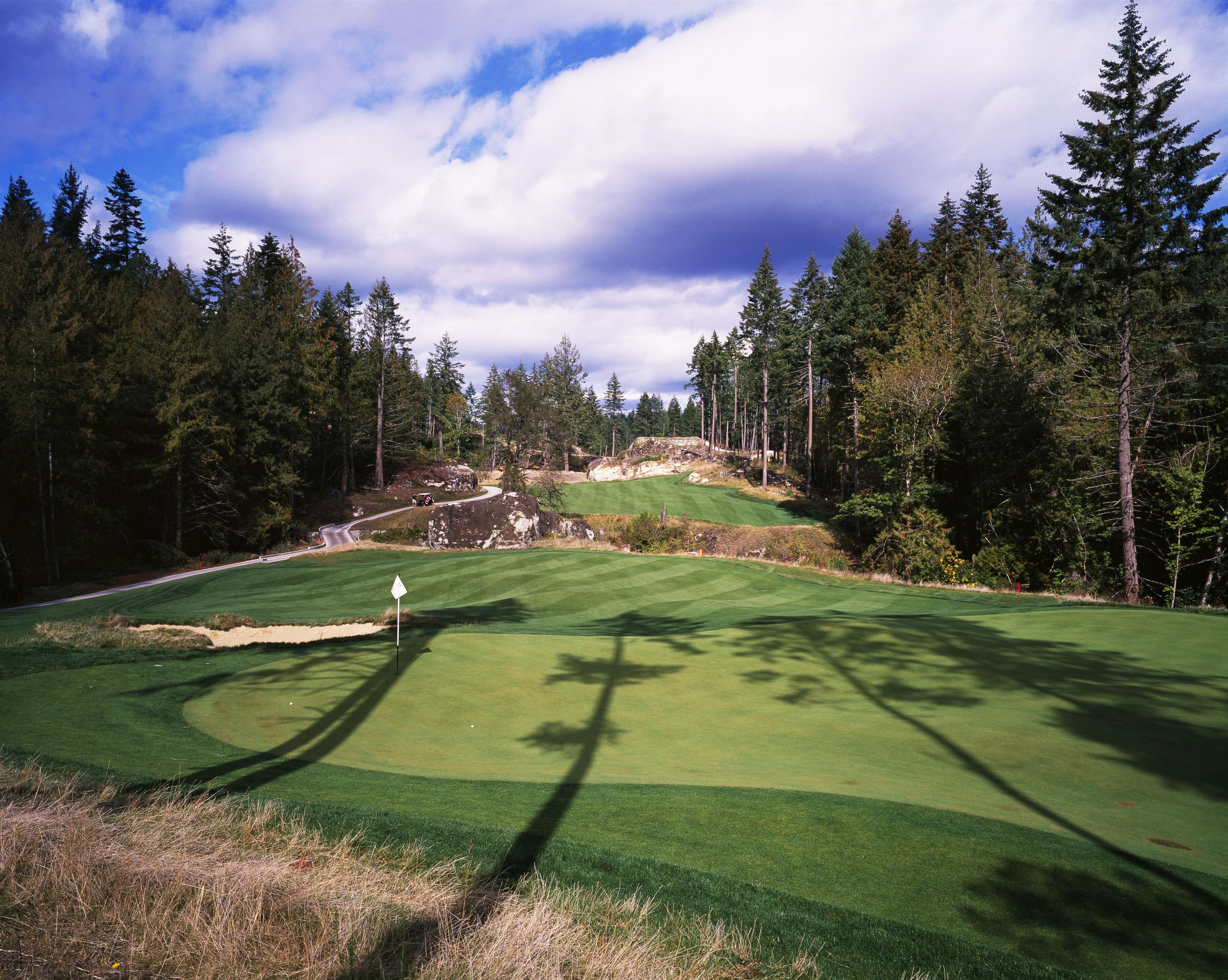 The Westin Bear Mountain Golf Resort & Spa, Victoria in Victoria: Valley Hole #8