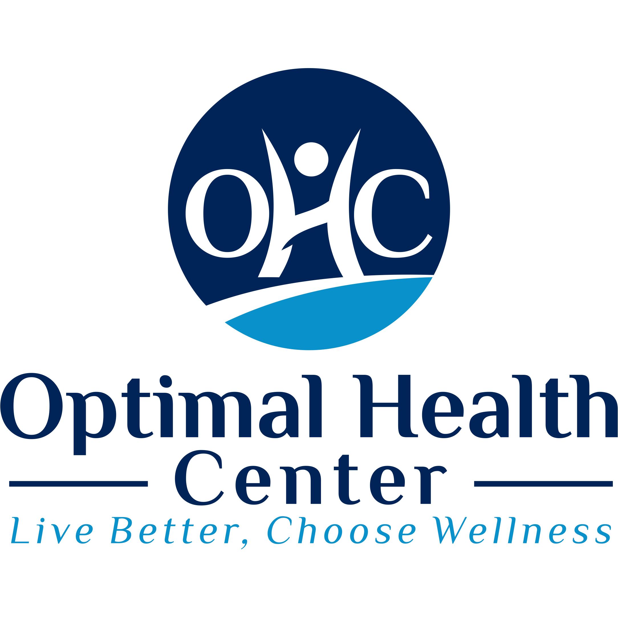 Optimal Health Center Logo