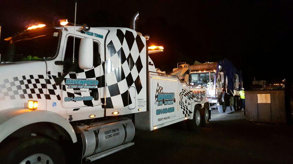 24-hour light duty truck
