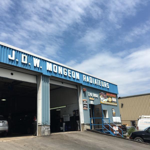 J D W Mongeon Radiateurs à Gatineau