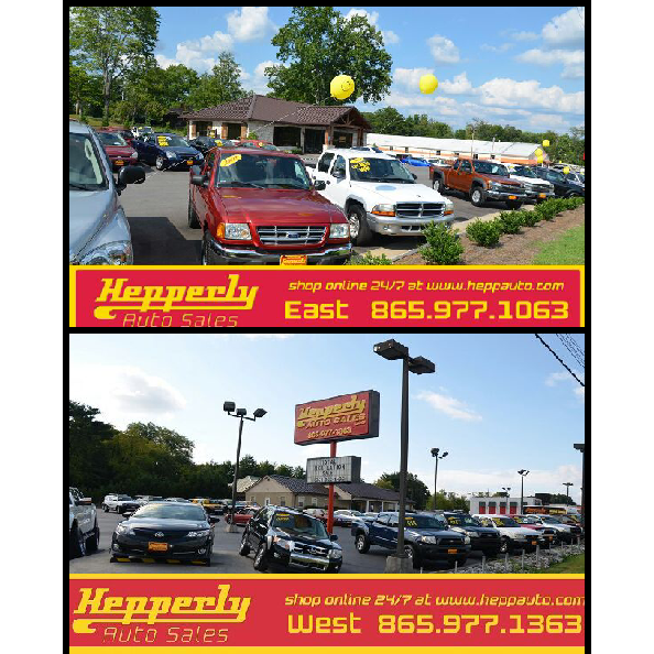 Maryville Auto Sales >> Hepperly Auto Sales - Maryville, TN - Business Directory